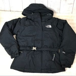 The North Face 550 goose down jacket coat small